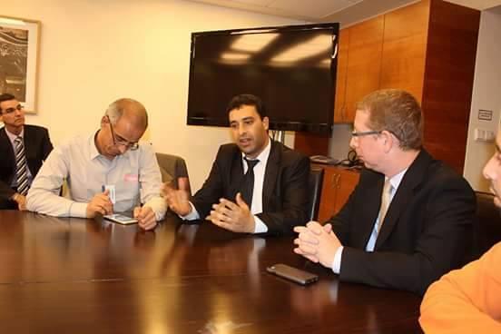 أحد أعضاء الوفد المغربي المسافر إلى إسرائيل: ندافع عن مصالح بلادنا ولسنا خائفين!!