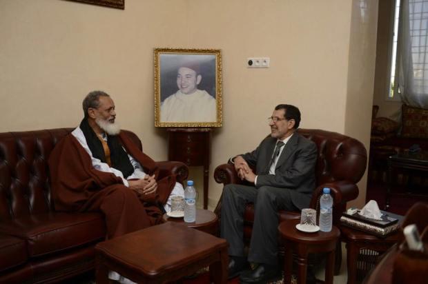 رئيس ائتلاف أحزاب الأغلبية الموريتانية: الحقائق هي الأخوة الثابتة
