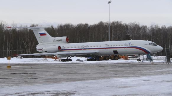 روسيا.. تحطم طائرة حربية كانت متجهة إلى سوريا