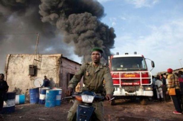 هجوم انتحاري شمال مالي.. جماعة بلمختار تتبنى عملية قتل 60 شخصا