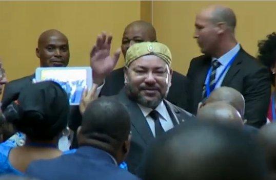 الملك: المغرب يلتزم بمواصلة خدمة مصالح القارة الإفريقية