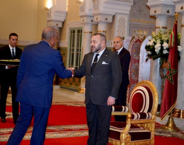 الدار البيضاء.. سفير أمريكا يودع الملك