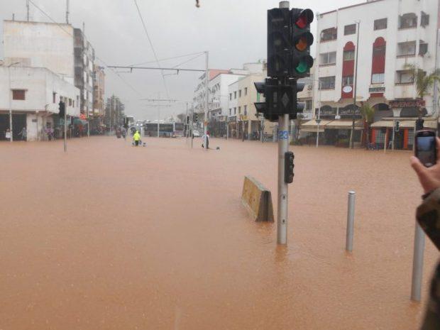 وزارة الداخلية.. خلية أزمة لمواجهة الفيضانات