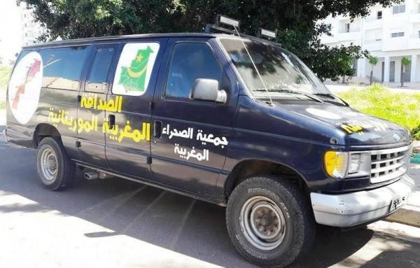 رحلة لم تكتمل بسبب البوليساريو.. قافلة الصداقة المغربية الموريتانية رجعات منين جات!!