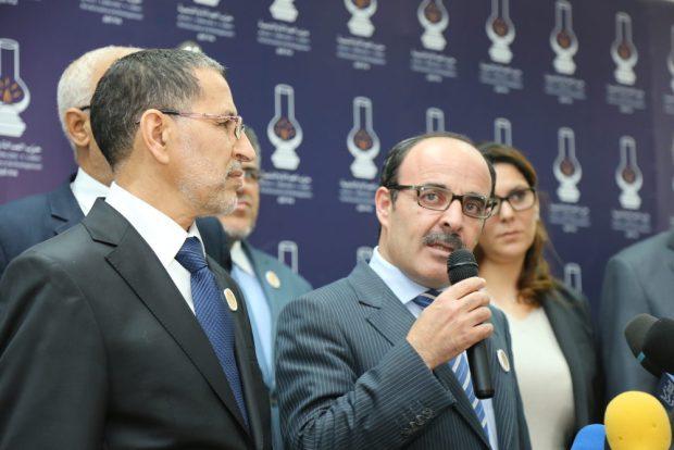 العثماني يكذب العماري: لم أطلب من أي حزب معارض دعم البرنامج الحكومي
