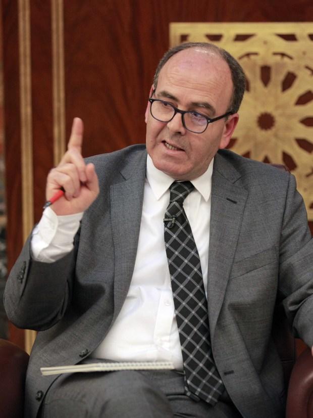 بنشماش: ابن كيران هو المسؤول عن البلوكاج والتعديلُ الدستوري ضرورة وليس من صلاحياتنا طلب التحكيم الملكي