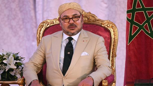 الملك معزيا في وفاة عبد الله شقرون: فقدنا كاتبا مبدعا وأديبا أصيلا