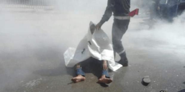 المحمدية.. شخص يضرم النار في جسده احتجاجا على حكم قضائي