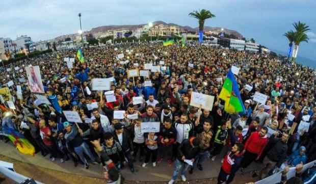 """تقرير """"هيومن رايتس ووتش"""" حول أحداث الحسيمة.. الرد ديال المغرب"""