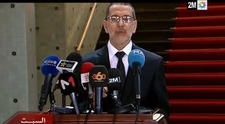 الحسيمة وحصيلة الحكومة.. العثماني ضيفا على الأولى ودوزيم