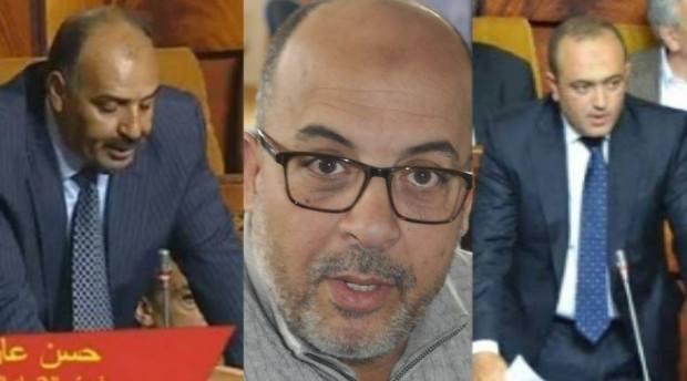 حواص/ عارف/ مرداس.. برلمانيين مجهولين تشهرو بالفلوس والاغتصاب والخيانة الزوجية!