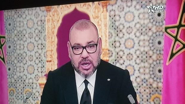 محمد السادس: إذا أصبح ملك المغرب غير مقتنع بالطريقة التي تمارس بها السياسة ولا يثق في عدد من السياسيين فماذا بقي للشعب؟