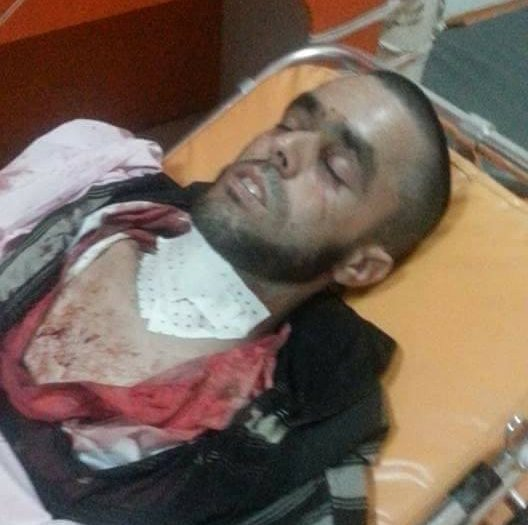 بالصور من وزان.. مختل عقليا كان غادي يذبح فقيه