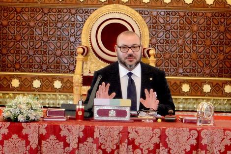 المجزرة الإرهابية في مصر… الملك يستنكر انتهاك حرمة المساجد