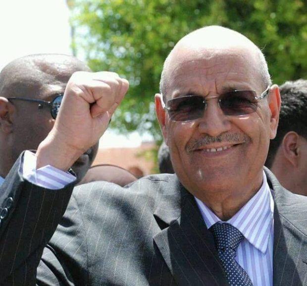 أعضاء اللجنة التنفيذية لحزب الاستقلال.. حمدي ولد الرشيد دار ميسّة