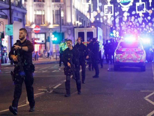محطة مترو في لندن.. حادث إرهابي؟