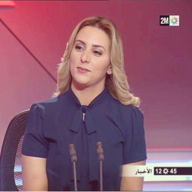 كلشي باغي يتفرج حيت شيماء ولات كتبان.. دوزيم عندها الزين عندها العلام دارتو فالأخبار!