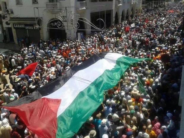 قرار ترامب الاعتراف بالقدس عاصمة لإسرائيل.. الغضب الشعبي في المغرب