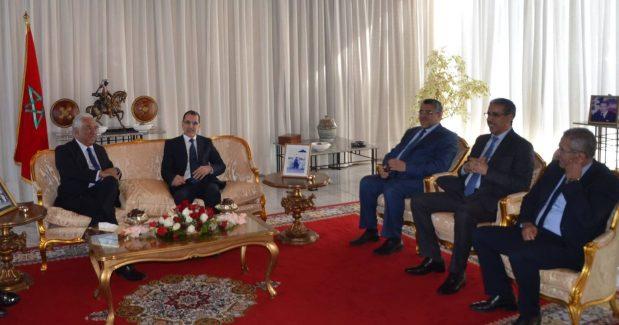 الرباط.. الوزير الأول البرتغالي يغادر المغرب