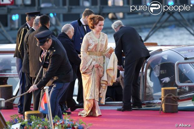 الأميرة للا سلمى: أنا لست ملكة أنا أميرة