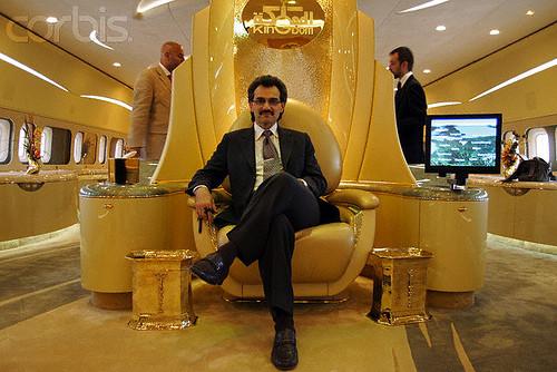 بدعوى التقليل من ثروته.. الوليد بن طلال يقاضي فوربس