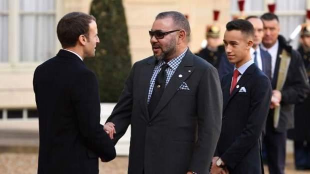 باريس.. إشادة بمشاركة الملك وولي العهد في قمة المناخ الدولية