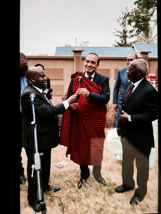 بالصور من دودوما.. المالكي يمثل الملك في احتفالات تنزانيا بالاستقلال