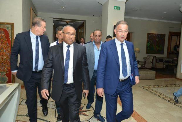 """رسميا.. المغرب يترشح لاستضافة """"شان 2018"""""""