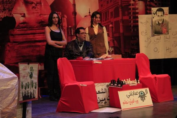 """الرباط.. تكريم ماجد الكدواني وانتصار في افتتاح المسرحية المصرية """"أشوشو"""""""