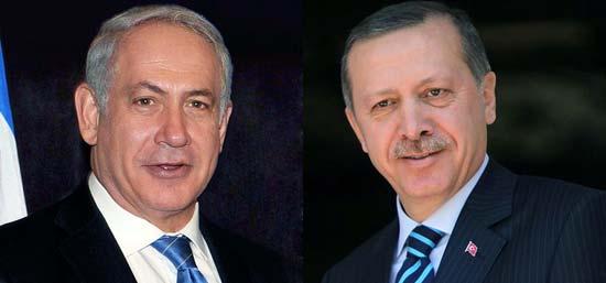 وصف إسرائيل بالدولة الإرهابية.. أردوغان ياكل مع الذيب ويبكي مع السارح!!