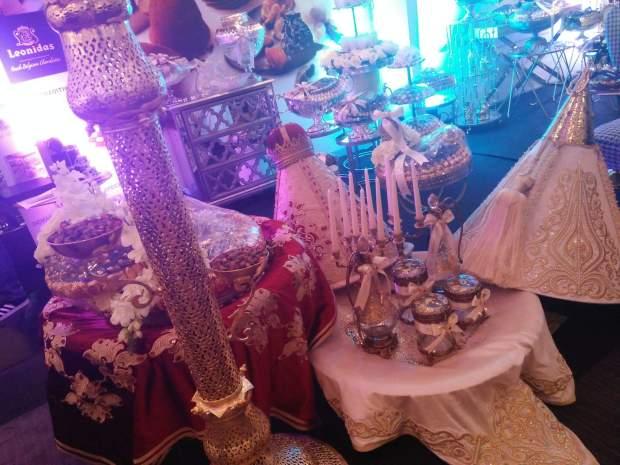 بالصور من كازا.. الفخامة والأناقة في معرض الأعراس
