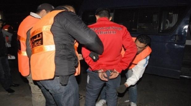 الناظور.. اعتقال 30 روشيرشي في احتفالات رأس السنة