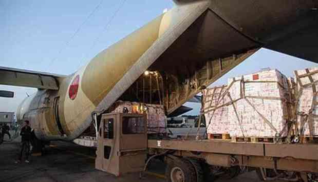 مدغشقر.. وصول المساعدة الإنسانية التي أرسلها المغرب