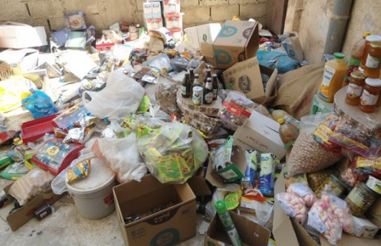 سنة 2017.. حجز وإتلاف 4730 طنا من المنتجات الغذائية غير الصالحة للاستهلاك
