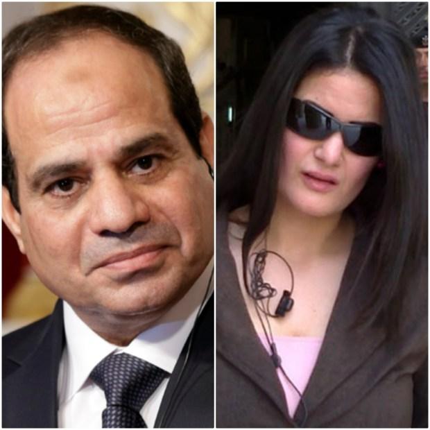 انسحابات وتراجعات عن الترشيح في مصر.. الراقصة والسيسي!