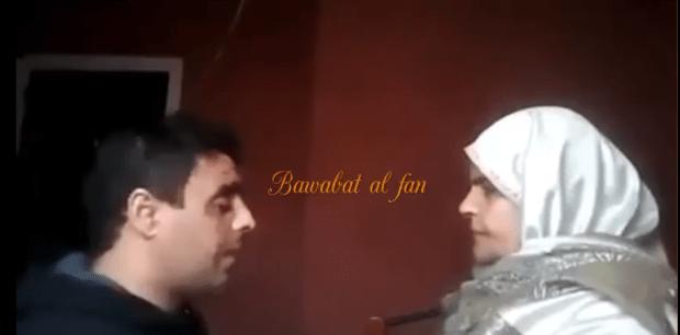 """صلاح الدين صاحب فيديو """"غادي نتزوج"""": الوالدة ديالي جرات عليا من الدار ملي تخاصمت مع مراتي!! (فيديو)"""
