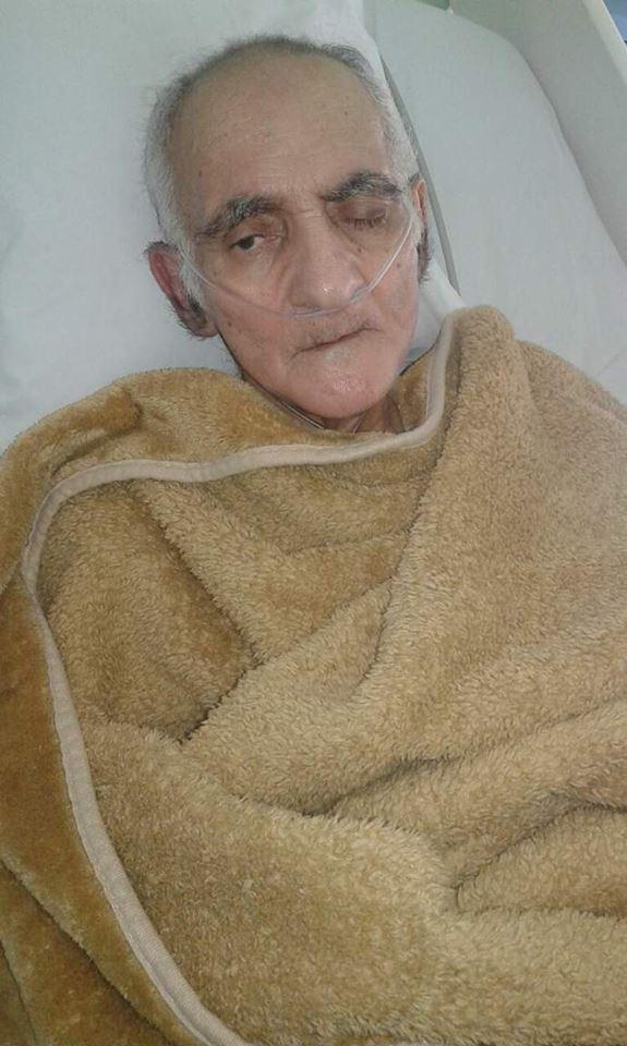 أبناؤه يؤكدون أن حالته خطيرة.. الفنان عبد الرؤوف في المستشفى