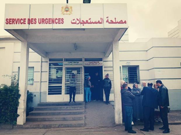 إطلاق الرصاص في كازا.. نقل المتهم إلى المستشفى ومشروب ياغورت يدل البوليس على الشفارة!