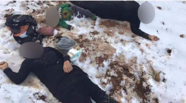 مأساة في صور.. عائلة سورية ماتت بسبب البرد!