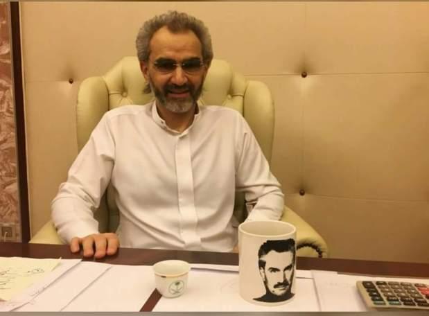 الوليد بن طلال من سجنه الذهبي في فندق ريتز: لن أتنازل!