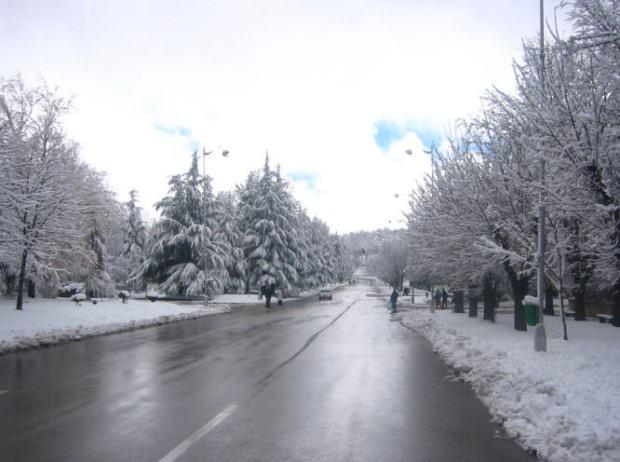 اليوم الأحد.. البرد والثلج والشتا