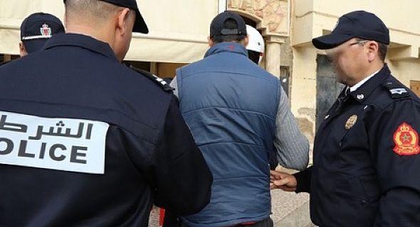 مخدرات ومحاولة قتل.. البوليس المغربي طيّح جزائري كيقلّب عليه الأنتربول