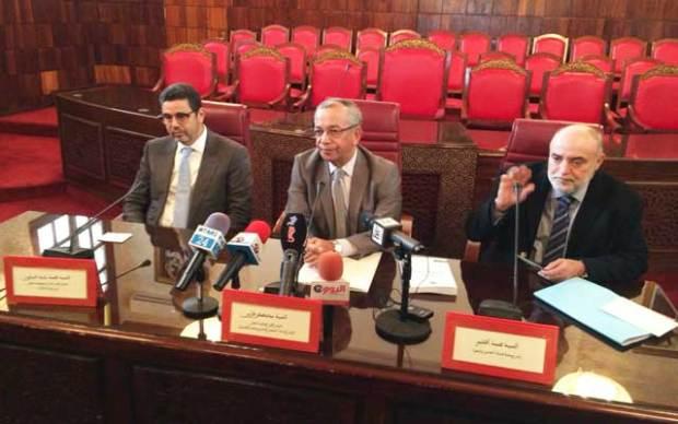 في لقاء حضره عبد النباوي وأقديم.. الرئيس المنتدب للمجلس الأعلى للسلطة القضائية يتوعد المستهترين بالعدالة!