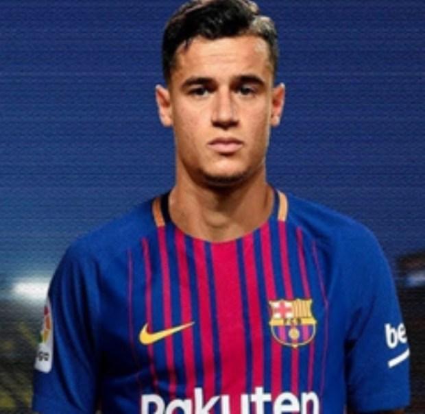 بصفقة قدرت ب160 مليون دورلار.. فيليب كوتينيو مع برشلونة