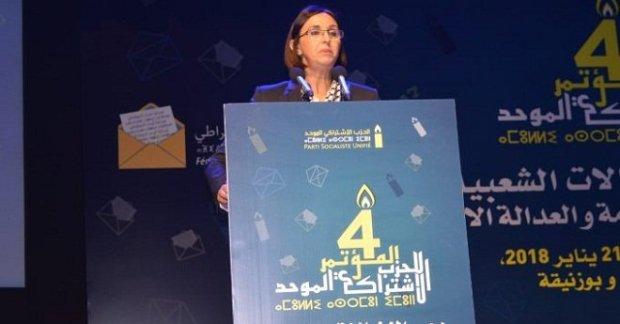 مؤتمر الحزب الاشتراكي الموحد.. بيان ختامي من اليمن إلى الثغور المحتلة مرورا بالصحراء!!