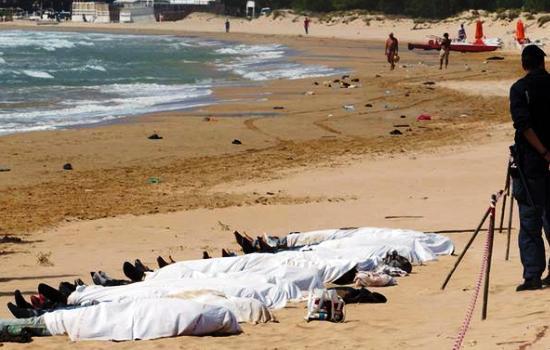 الوكيل العام يأمر بالتحقيق في غرق 20 مهاجرا.. البوليس يبحث عن شبكة للحريك ضواحي الناظور