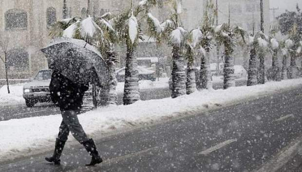 اليوم الاثنين.. الشتا والثلج