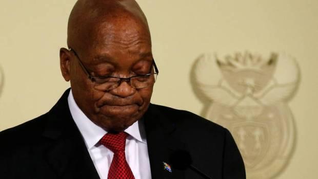 رضخ لقرار حزبه.. جاكوب زوما يستقيل من رئاسة جنوب إفريقيا