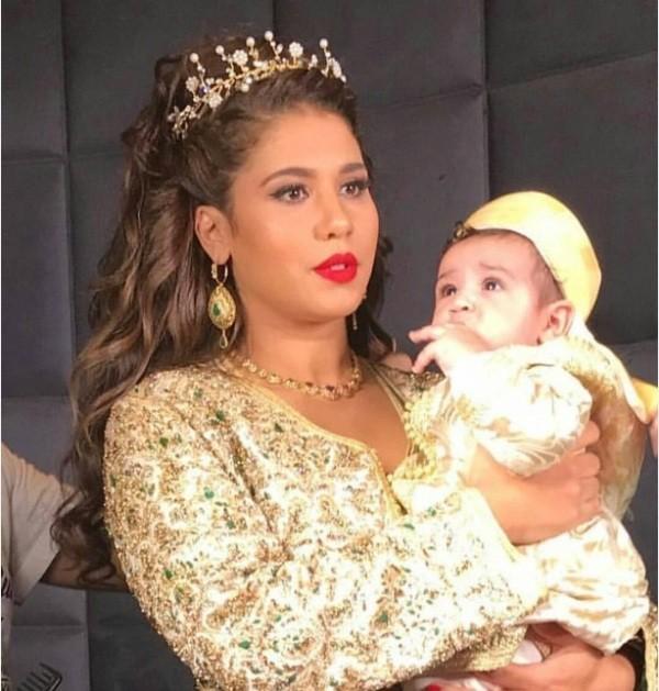 """بعد غيابها بسبب الإنجاب.. هدى سعد تقول """"بسلامة"""" لجمهورها!"""