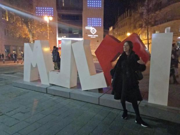 نورا الفواري تتحدى منتقدي زيارتها إلى إسرائيل: كون كنّا نخافو كاع ما نكبرو!!